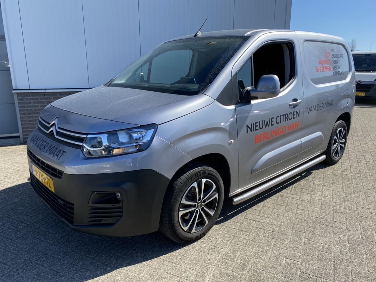 Citroën Berlingo Van new gb 1.6 100pk club rijklaar prijs
