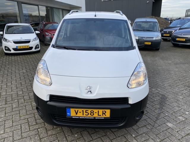 Peugeot Partner 1.6 hdi 90 pk rijklaar prijs
