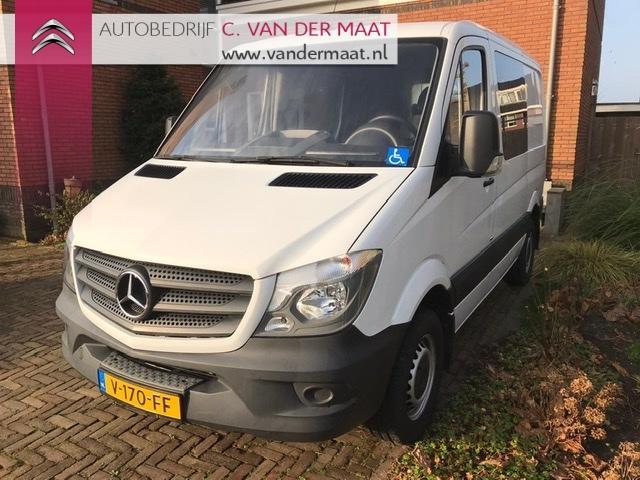 Mercedes-benz Sprinter Sprinter 313 blue tech rolstoel vervoer