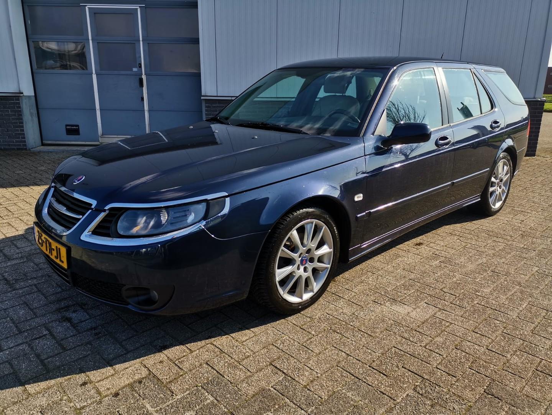Saab 9-5 2.0 t estate automaat vector rijklaar prijs