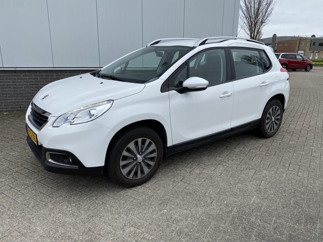 Peugeot 2008 82pk automaat active rijklaar prijs