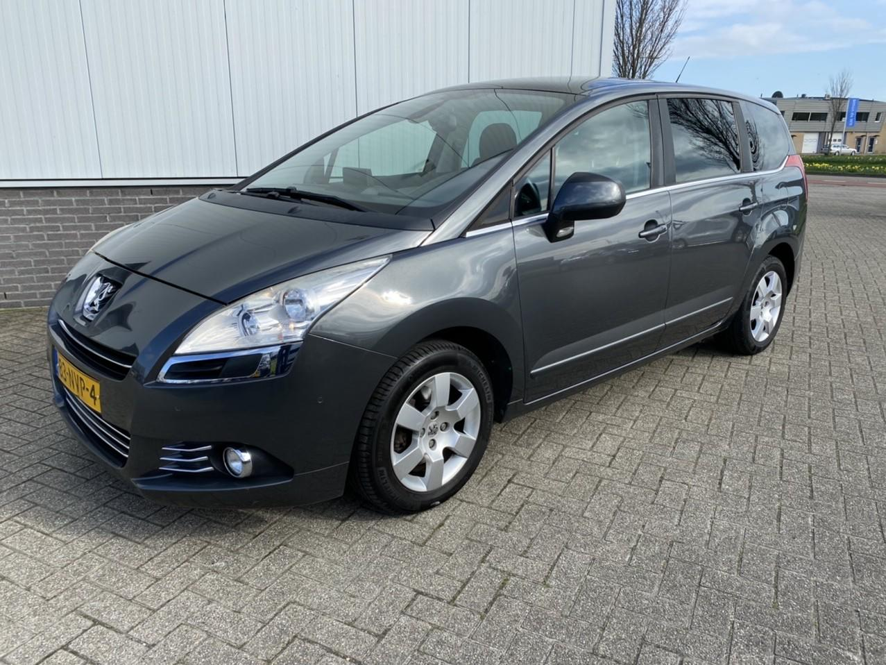 Peugeot 5008 155 pk st rijklaar prijs