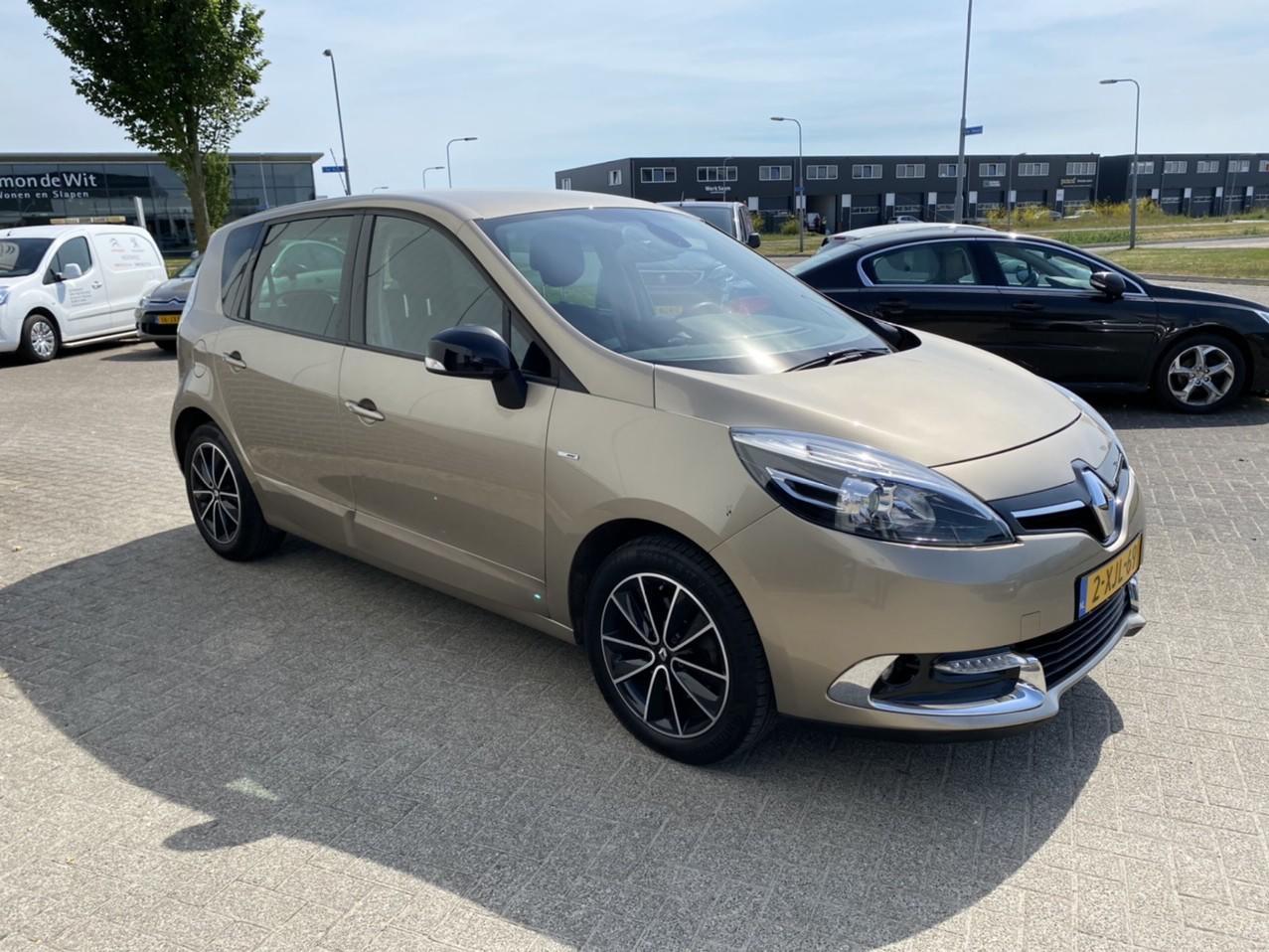 Renault Scénic Bose 115 pk rijklaar prijs