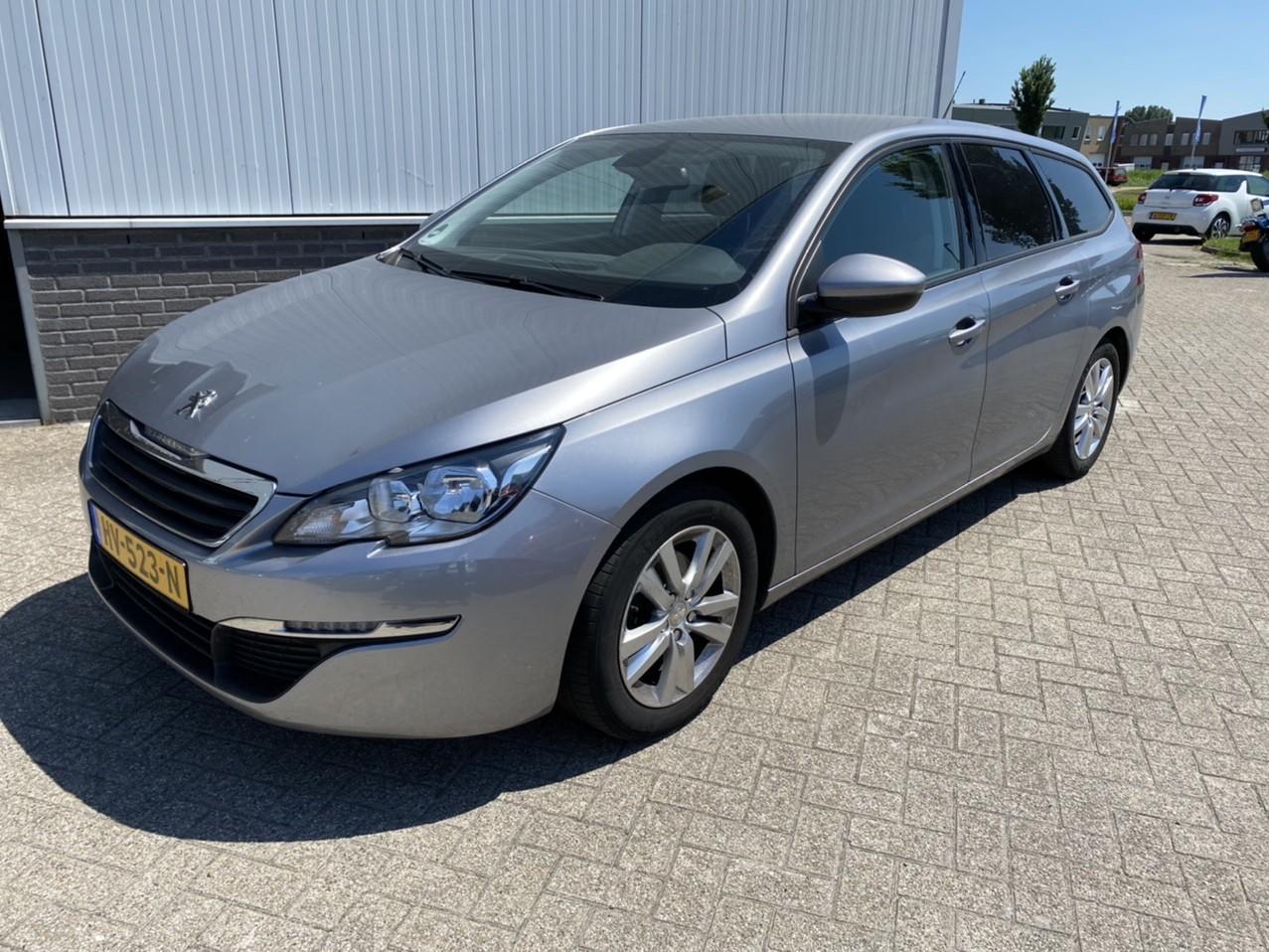 Peugeot 308 120pk navigatie rijklaar prijs