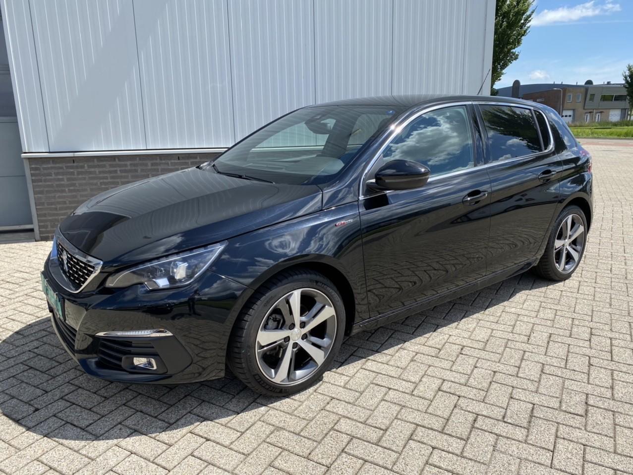 Peugeot 308 130pk automaat gt-line rijklaar prijs