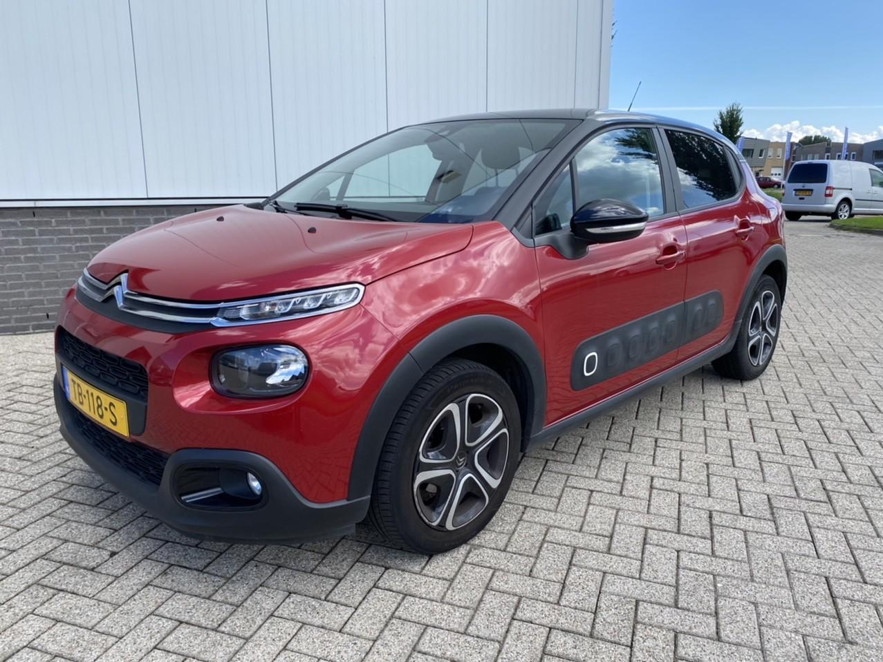 Citroën C3 82 pk feel edition rijklaar prijs