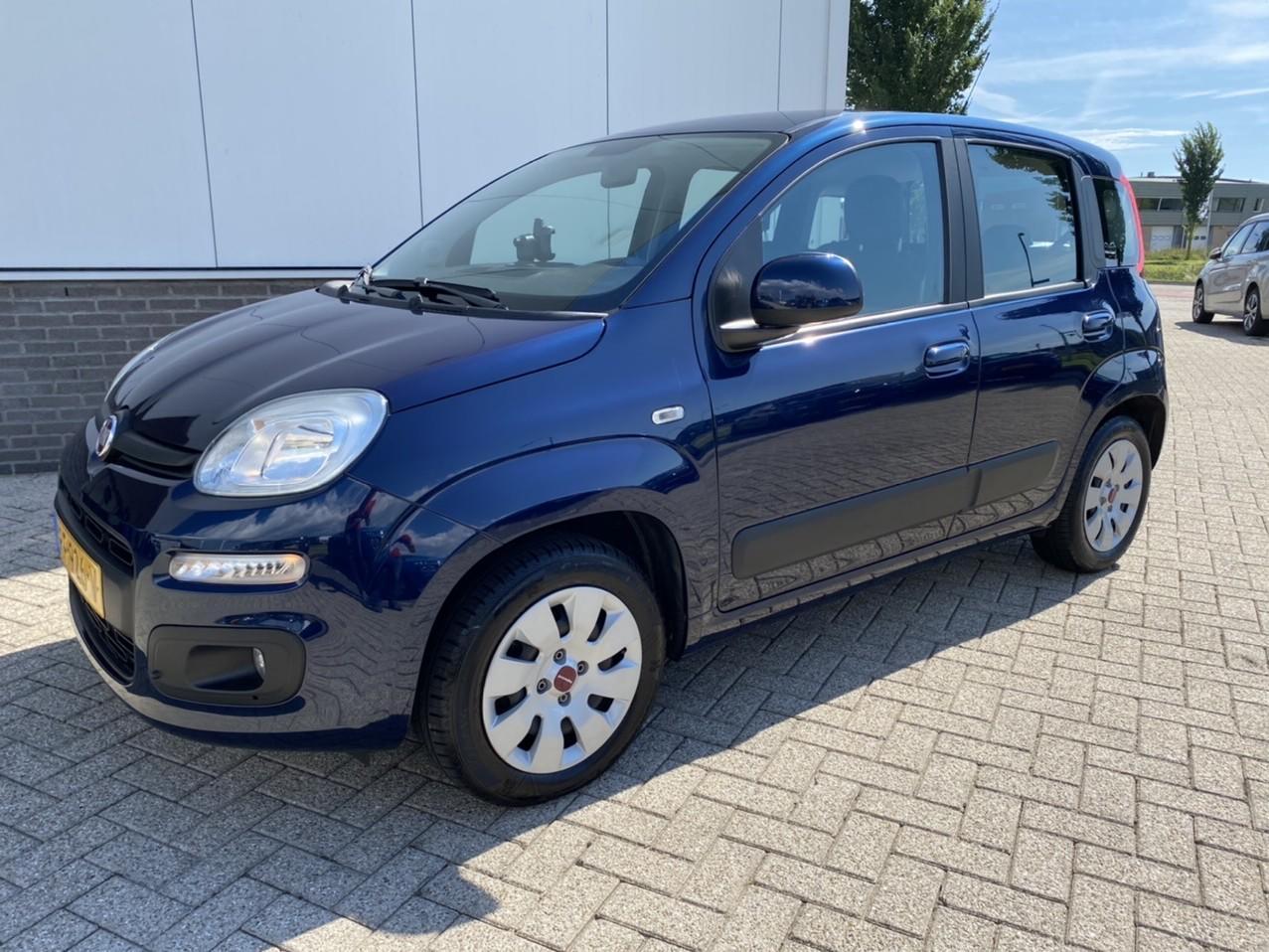 Fiat Panda 80 pk lounge rijklaar prijs
