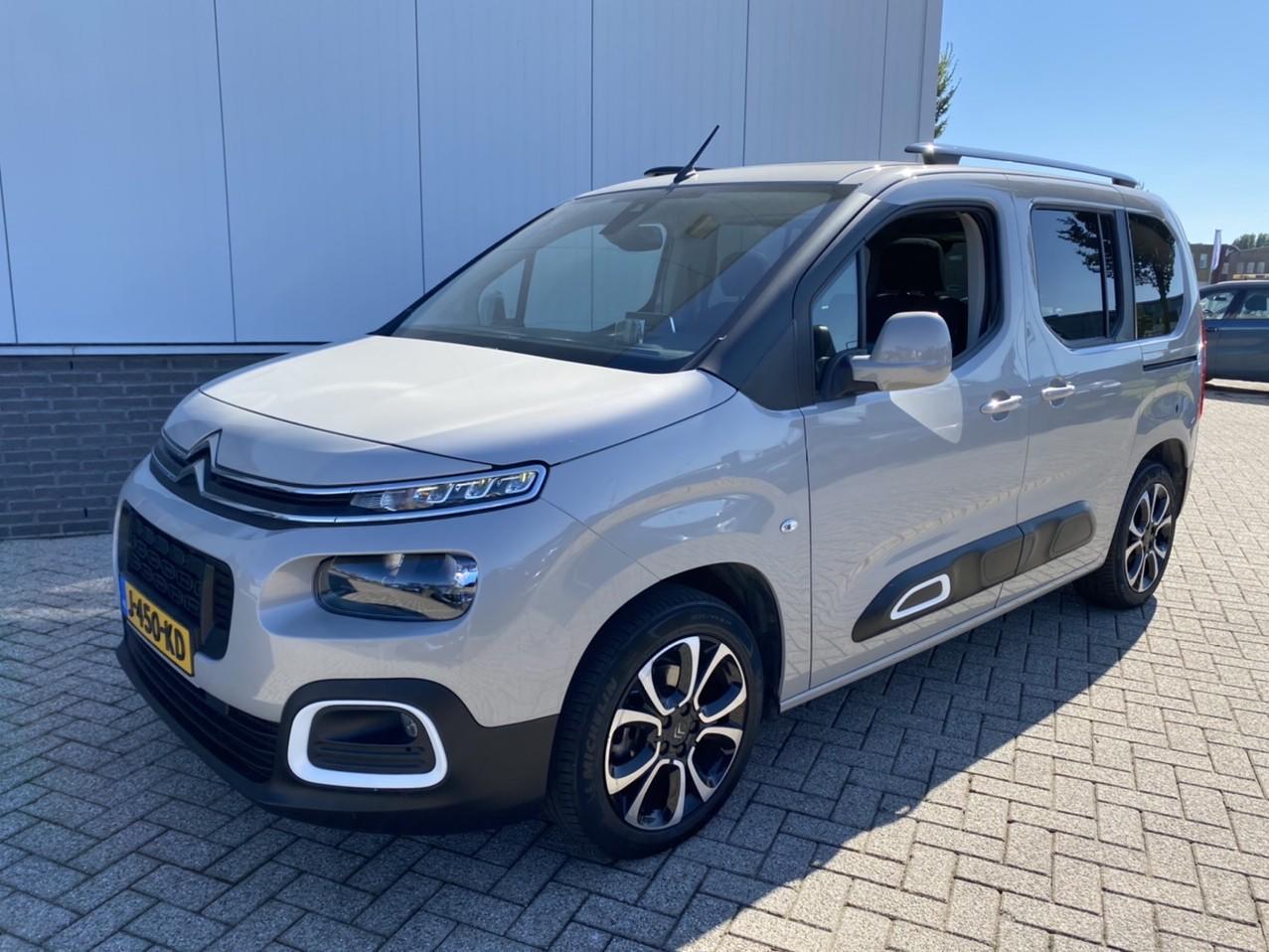 Citroën Berlingo 110 pk shine rijklaar prijs
