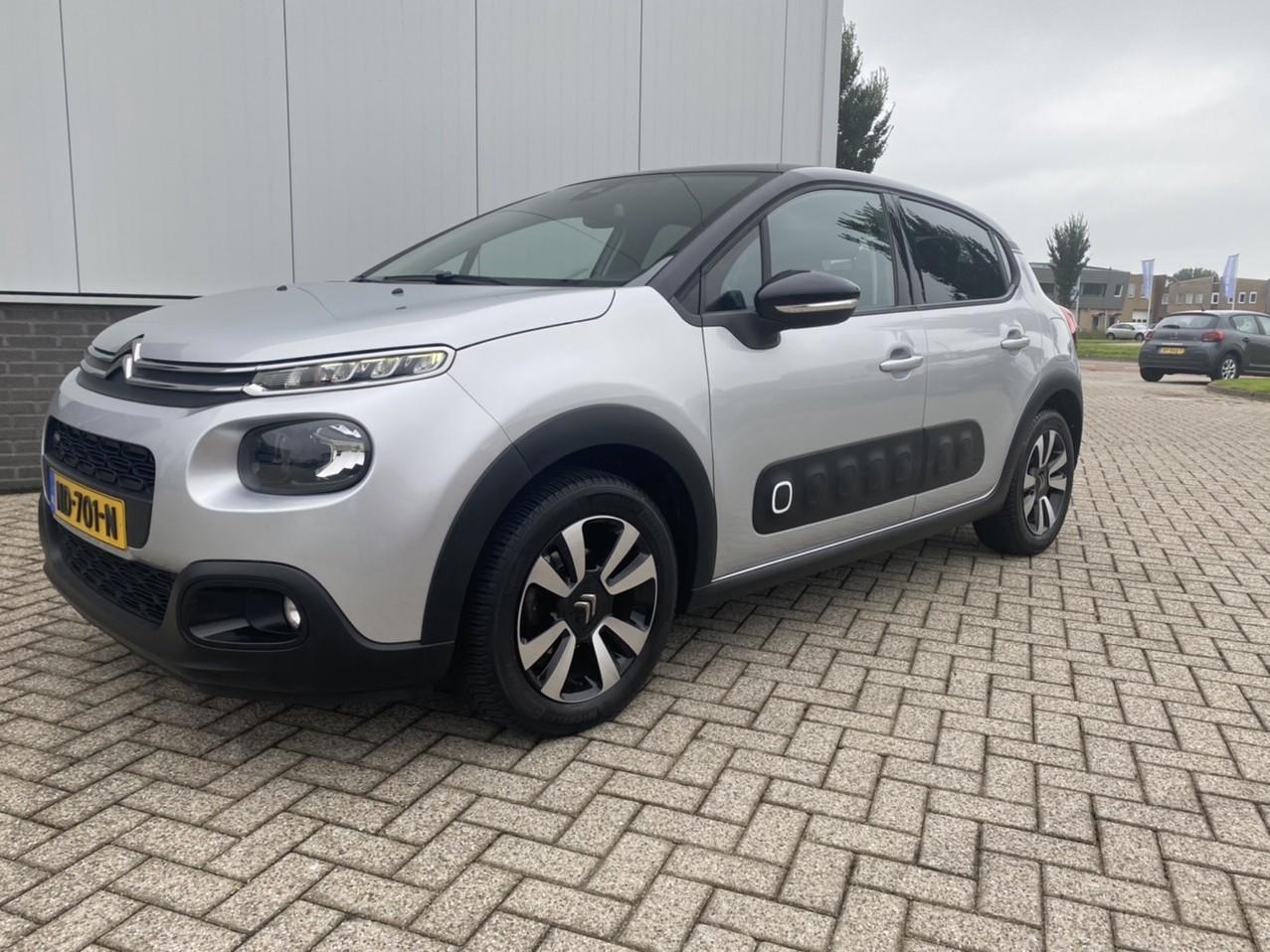 Citroën C3 82 pk shine rijklaar prijs