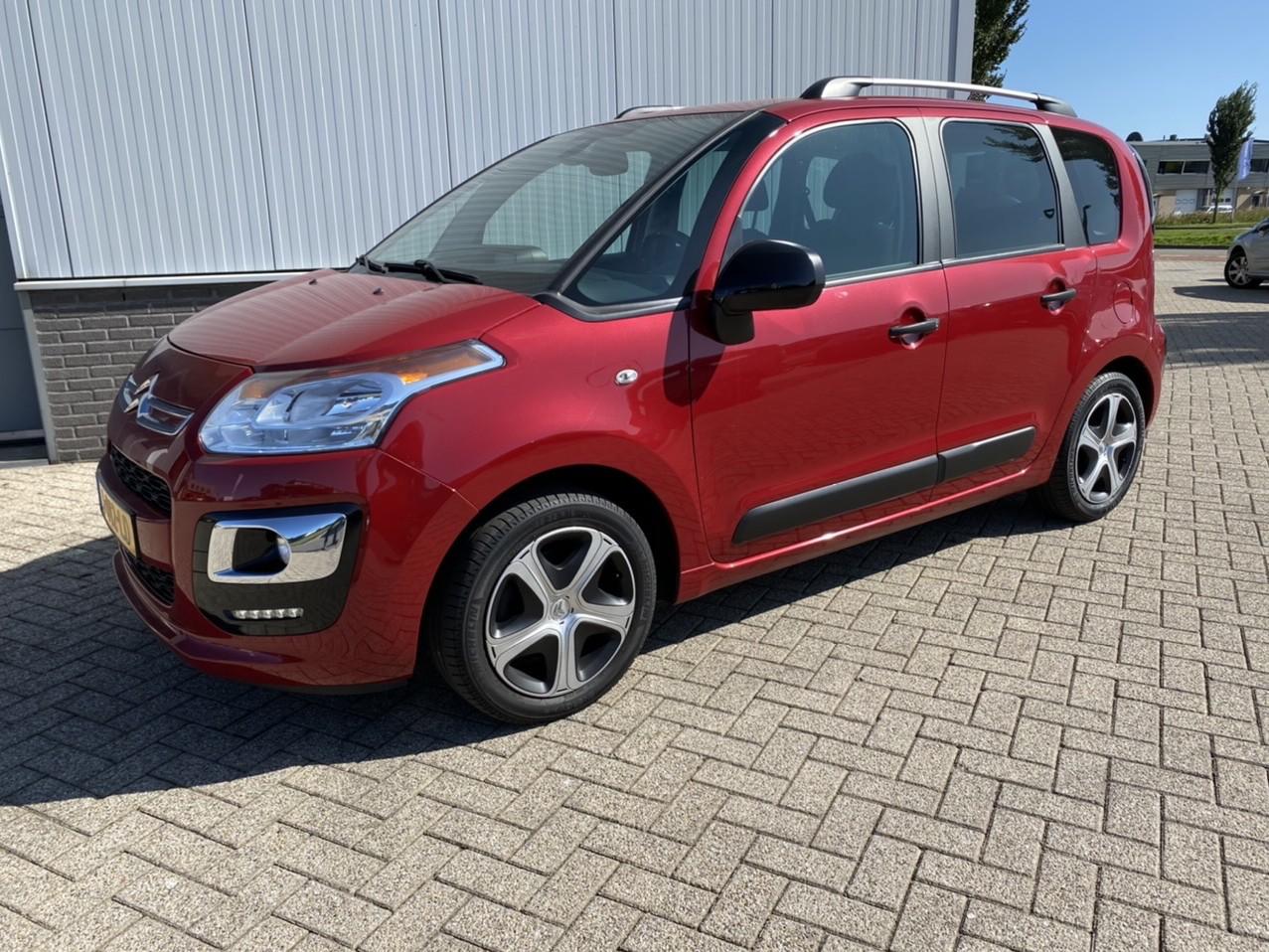 Citroën C3 picasso Puretech 110pk tendance