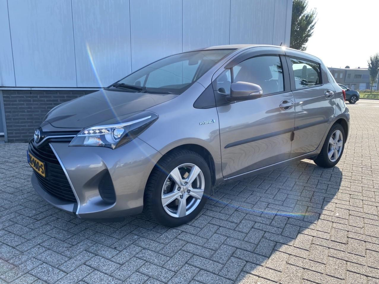 Toyota Yaris 1.5 full hybrid 100pk 5d aut aspiration rijklaar prijs