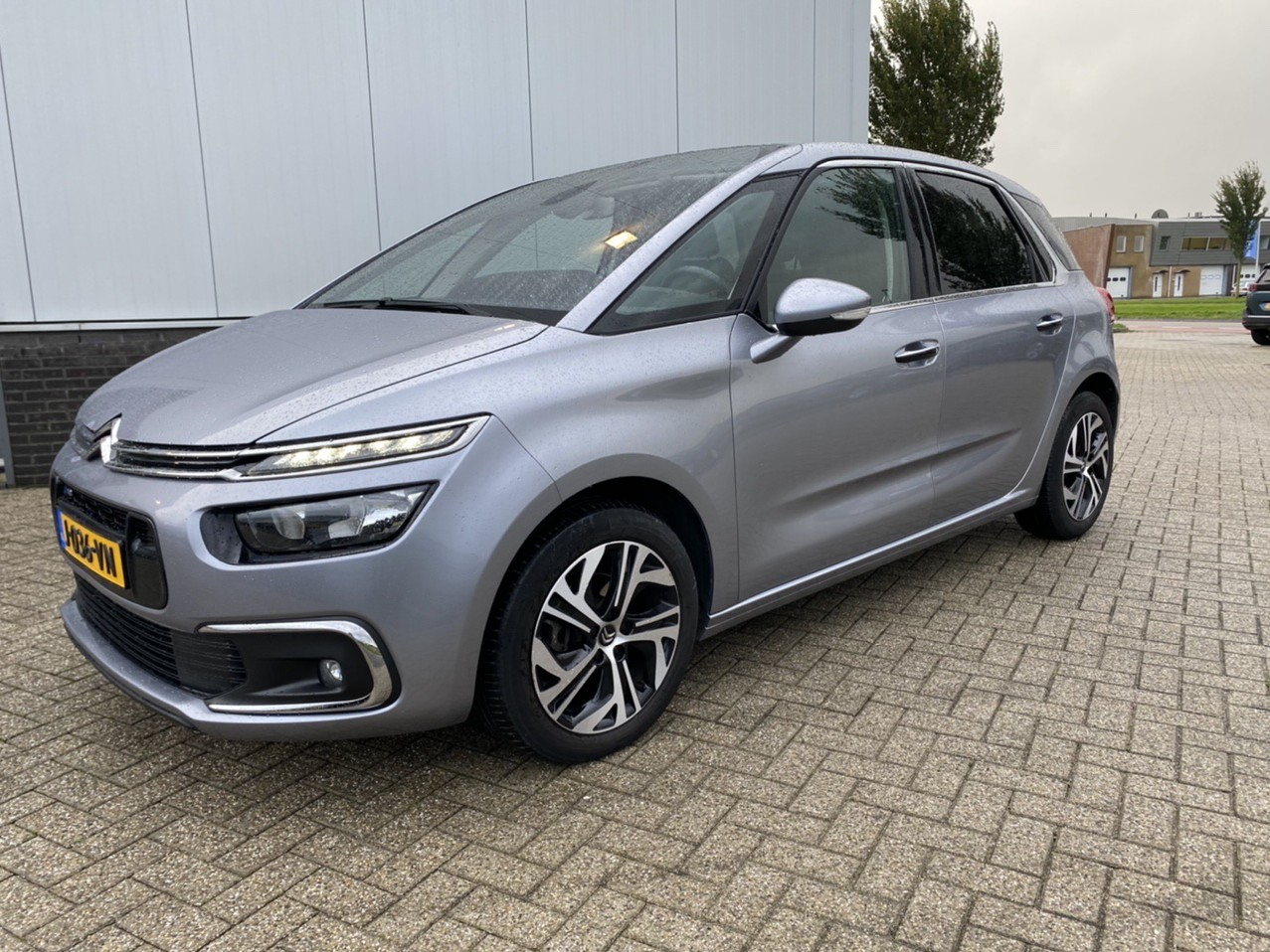 Citroën C4 picasso 130 pk intensive rijklaar prijs