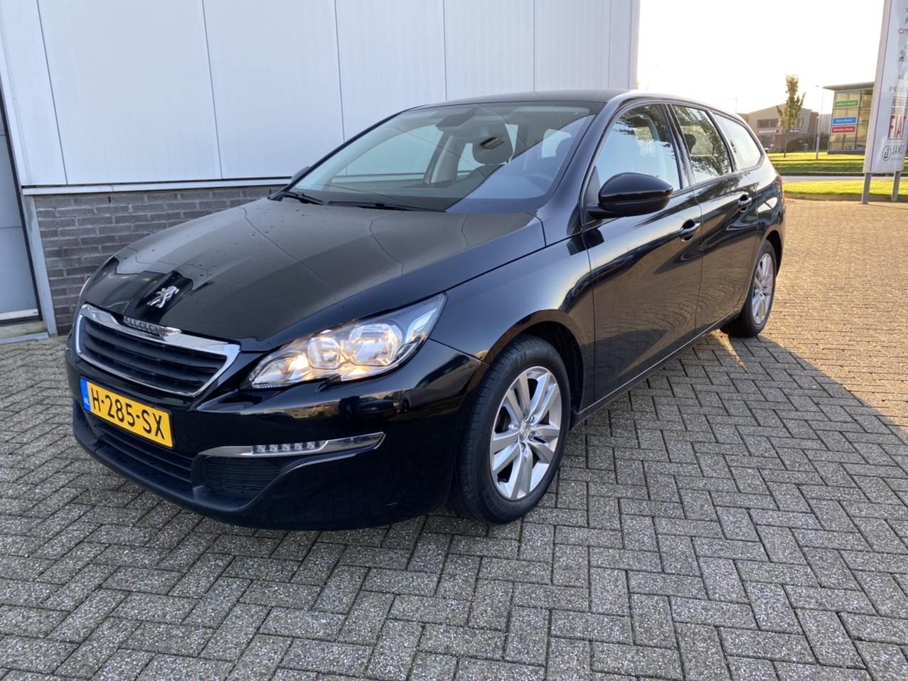 Peugeot 308 Sw 100 pk blue lease rijklaar prijs