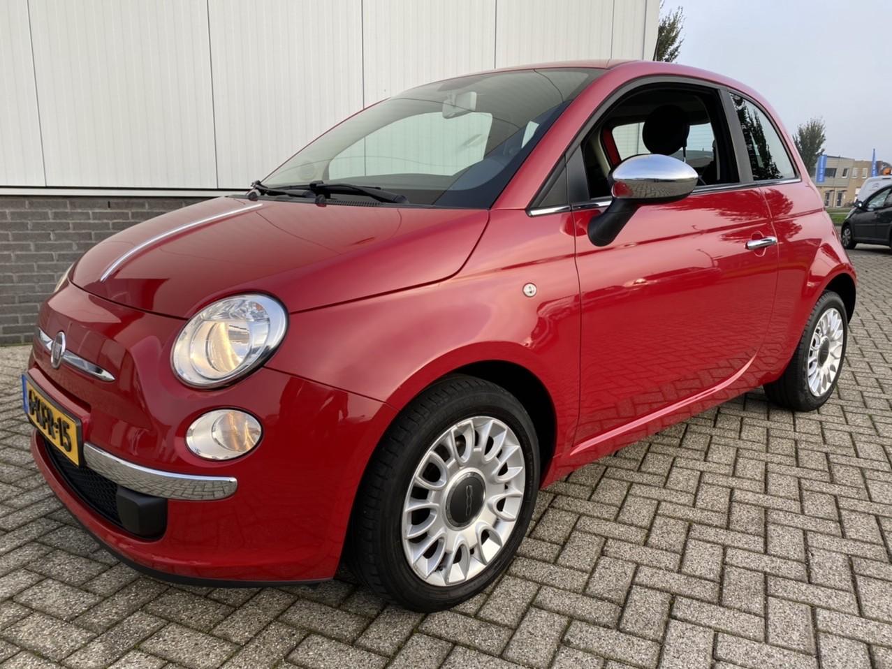 Fiat 500 1.0 65pk twinair easy