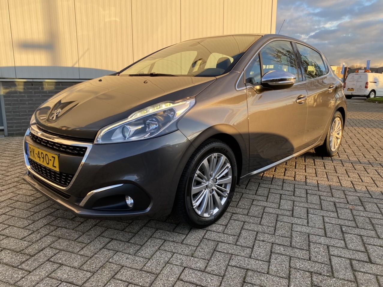 Peugeot 208 82 pk bll executive rijklaar prijs