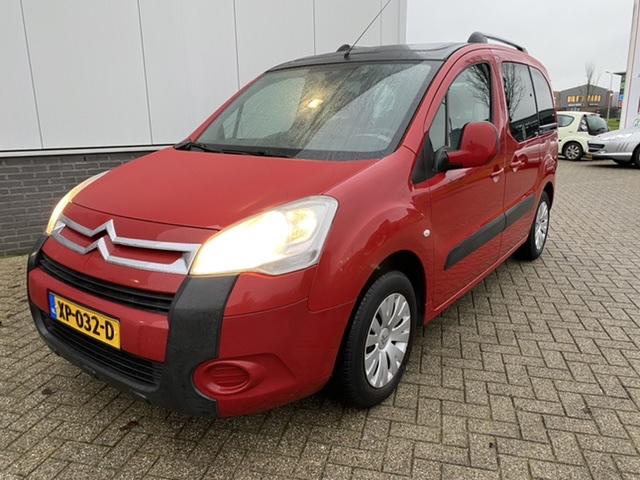 Citroën Berlingo 1.6 100pk xtr rijklaar prijs
