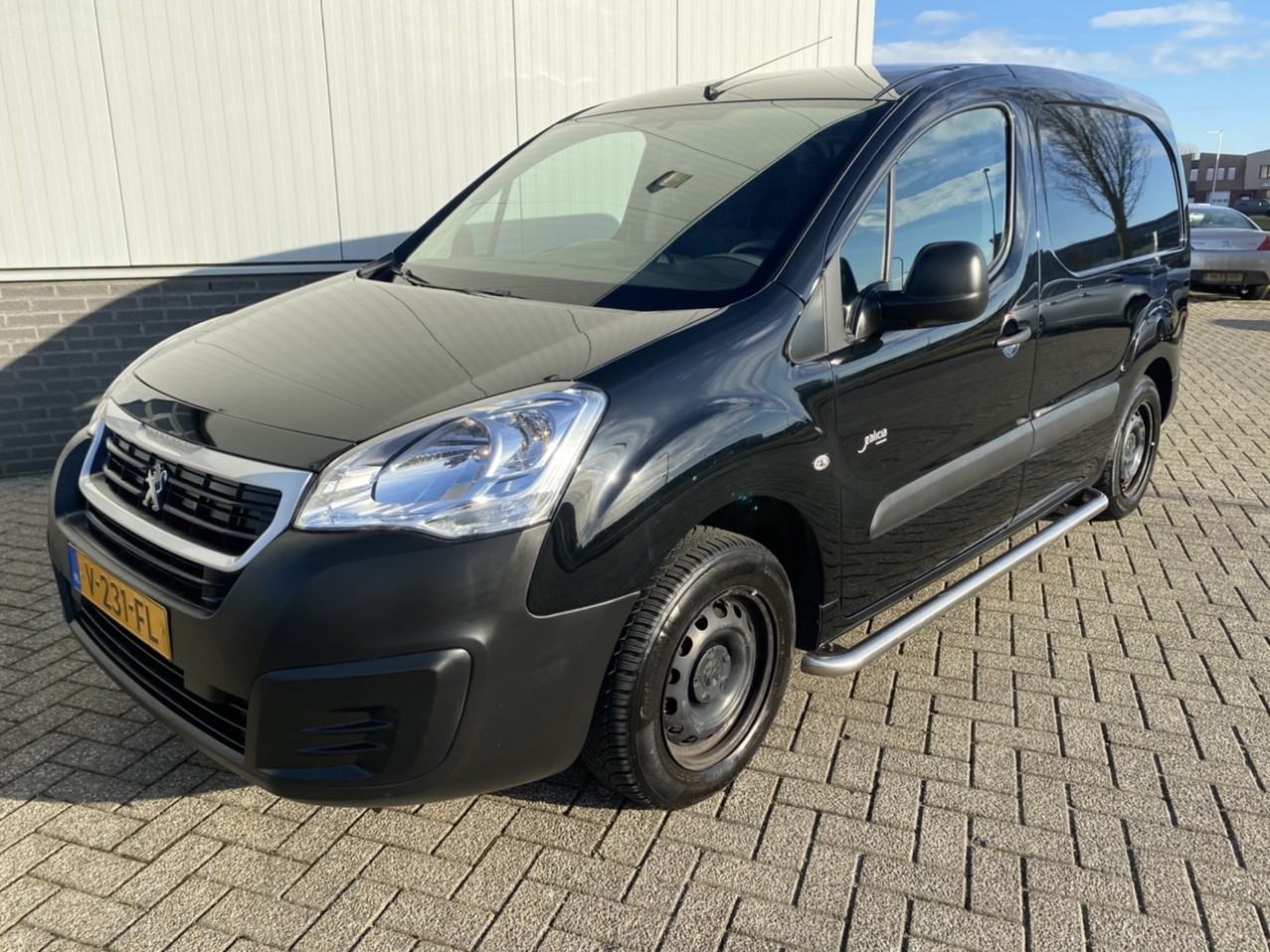 Peugeot Partner 75 pk 3 zits rijklaar prijs