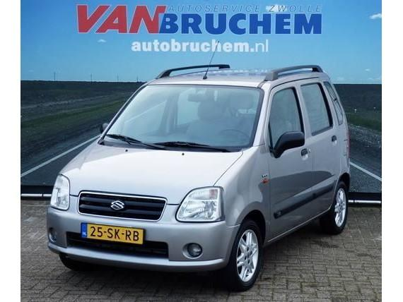 Suzuki Wagon r+ 1.3 freestyle