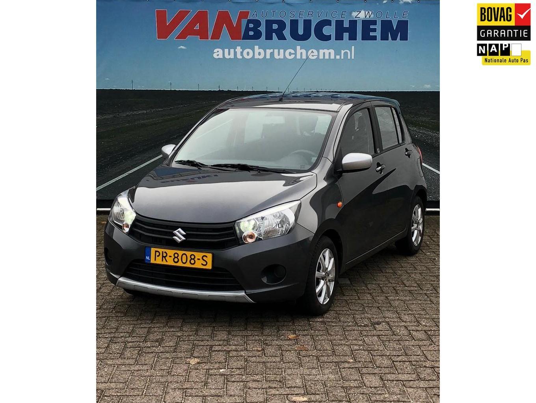 Suzuki Celerio 1.0 rhino airco/ lichtmetalen wielen/ navigatie/ cruise controle/ dealer onderhouden