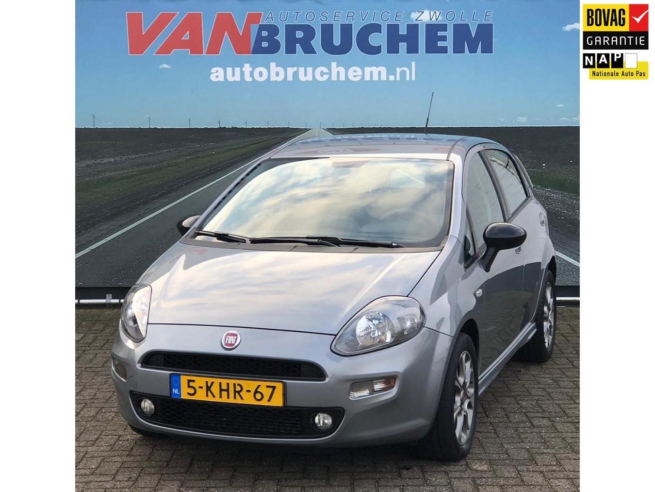 Fiat Punto evo 0.9 twinair easy /airco /lm velgen/ dealeronderhouden/ sportief en zuinig
