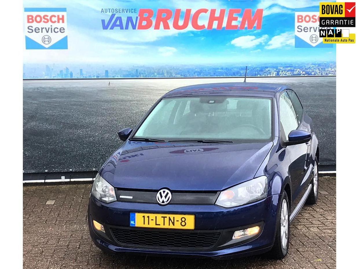 Volkswagen Polo 1.2 tdi bluemotion comfortline 3 deurs, clima , pdc in keurige staat