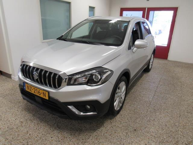 Suzuki S-cross 1.0 boosterjet exclusive