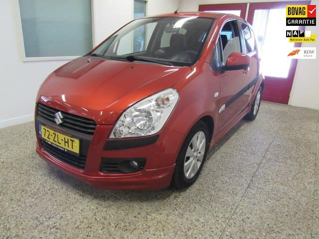 Suzuki Splash 1.2 exclusive aerow