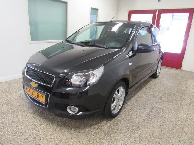 Chevrolet Aveo 1.2 16v ls+
