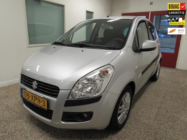Suzuki Splash 1.0 vvt exclusive easss