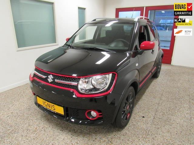 Suzuki Ignis 1.2 select red edition