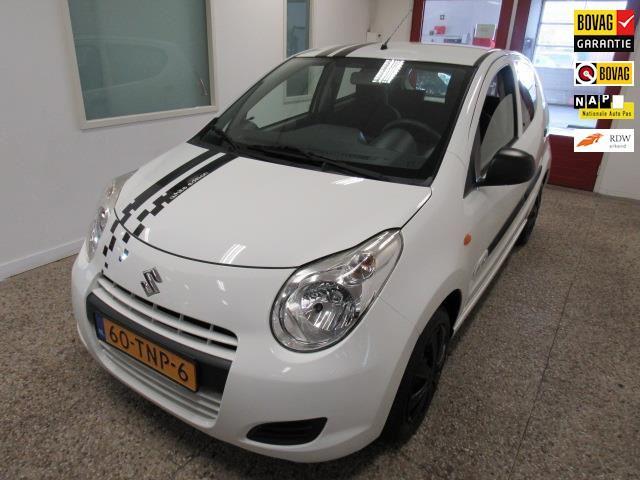 Suzuki Alto 1.0 white edition