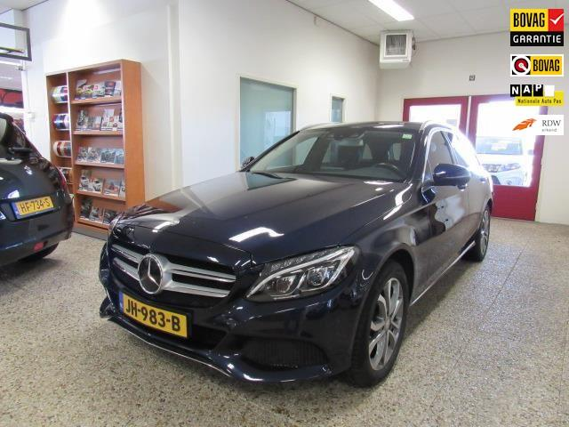 Mercedes-benz C-klasse Estate 350 e lease edition plus