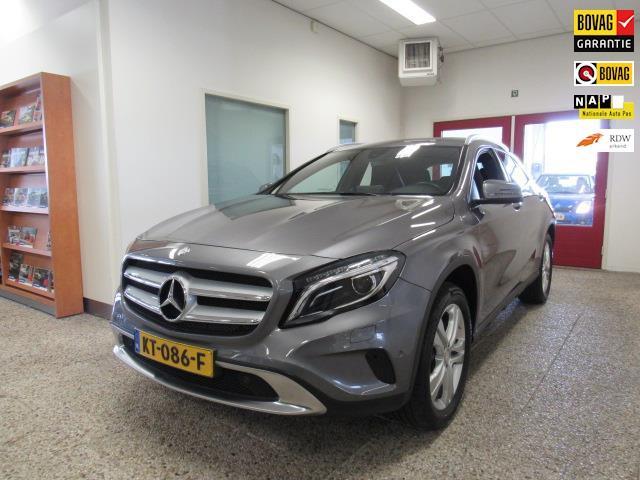 Mercedes-benz Gla-klasse 180 ambition automaat