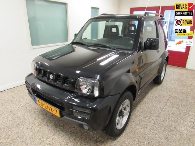 Suzuki Jimny 1.3 exclusive