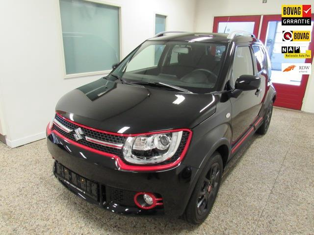Suzuki Ignis 1.2 smart hybrid select red edition