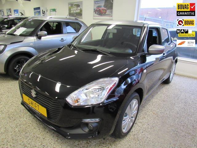 Suzuki Swift 1.2 select smart hybrid navigatie