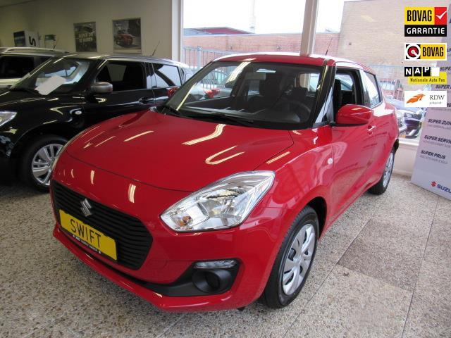 Suzuki Swift 1.2 comfort smart hybrid