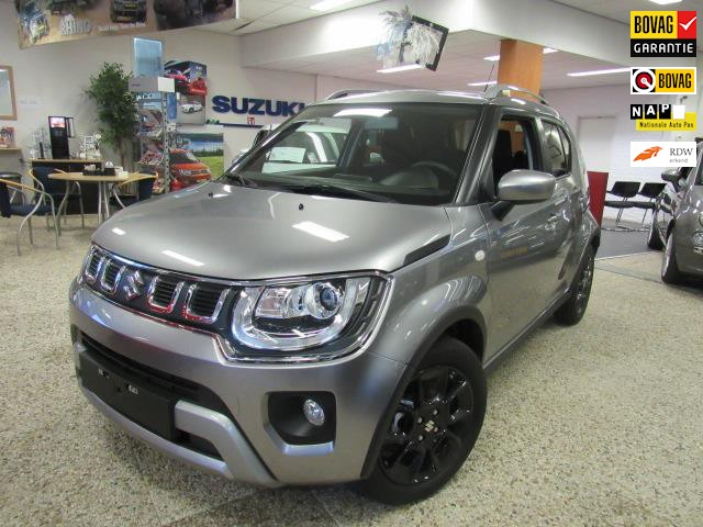 Suzuki Ignis 1.2 smart hybrid select
