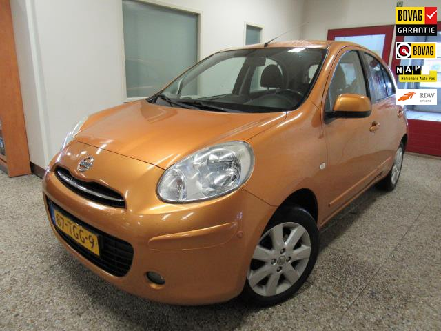 Nissan Micra 1.2 dig-s connect edition navi