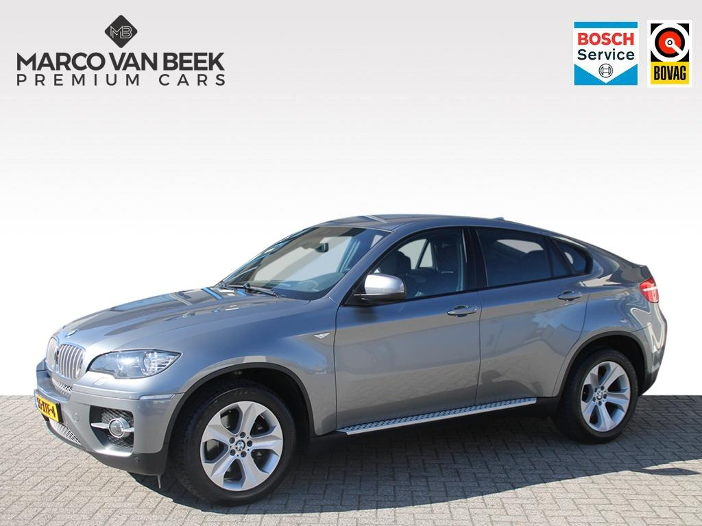 Bmw X6 3.5d high executive aut. sportpakket leer navi camera
