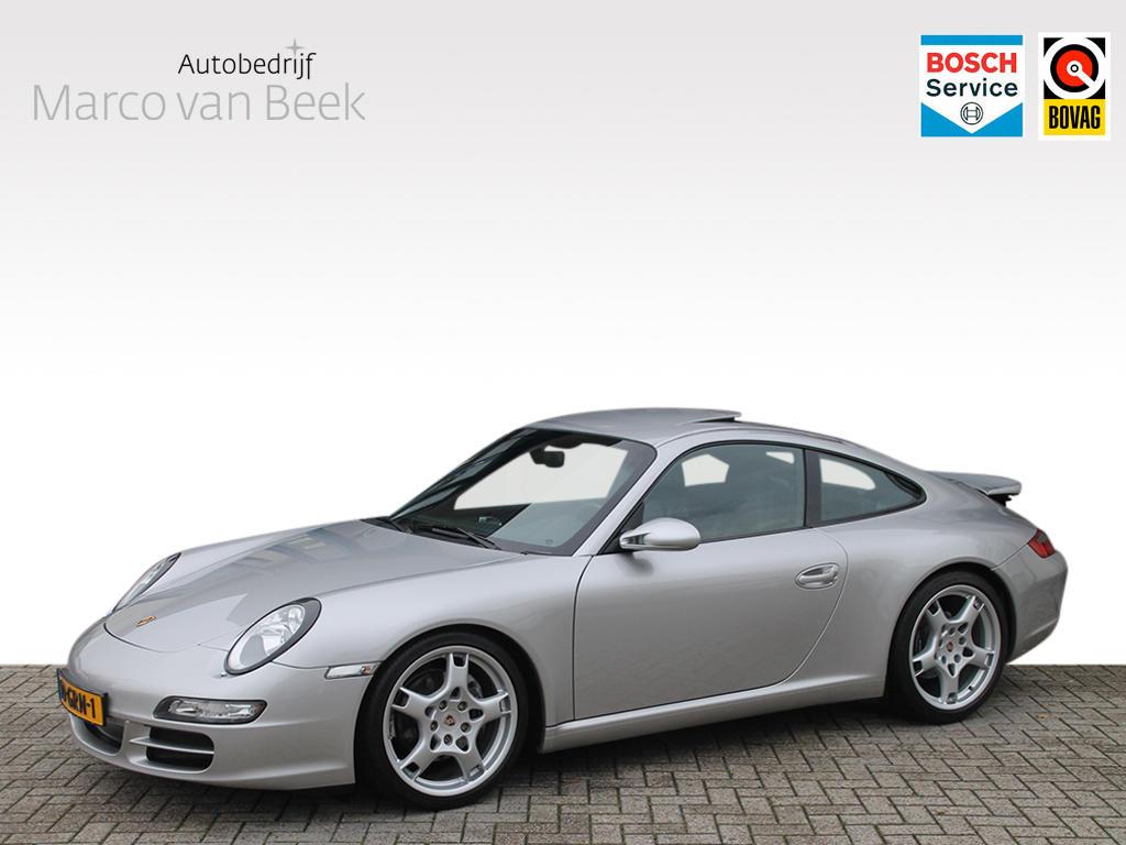 Porsche 911 3.6 carrera leer schuifdak navi xenon