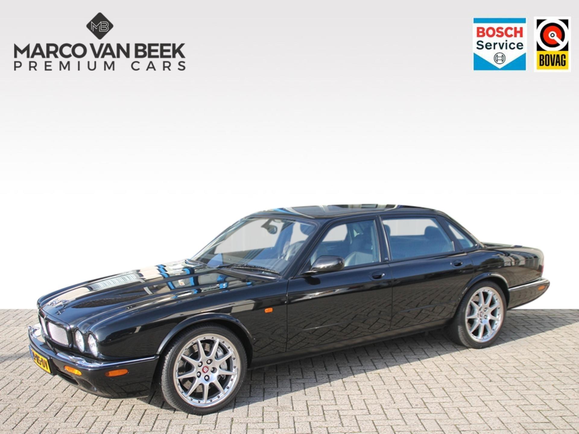 Jaguar Xjr 100 4.0 v8 aut. limited edition uniek youngtimer nl auto