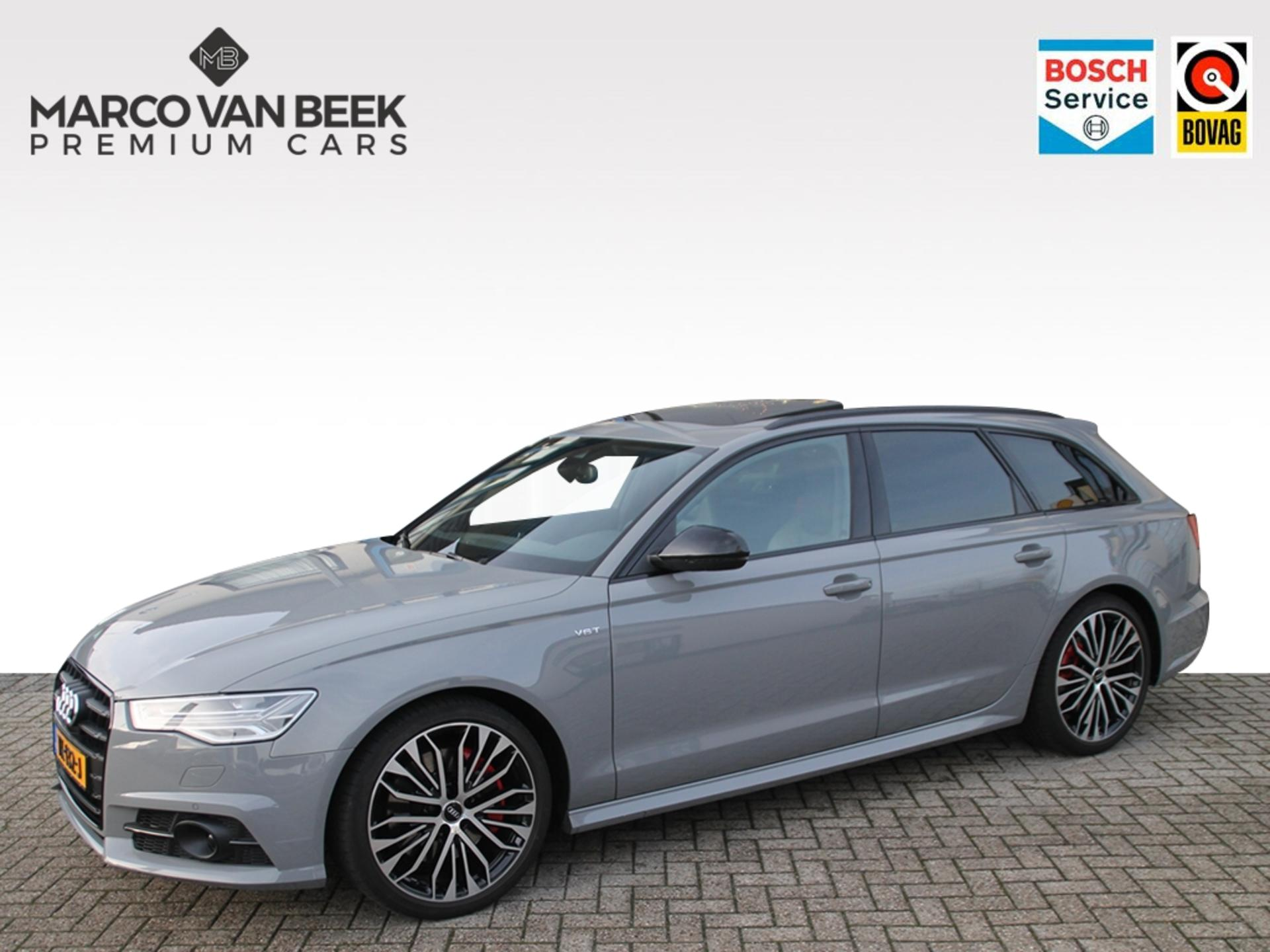 Audi A6 Avant 3.0 tdi bit quattro competition acc pano leer