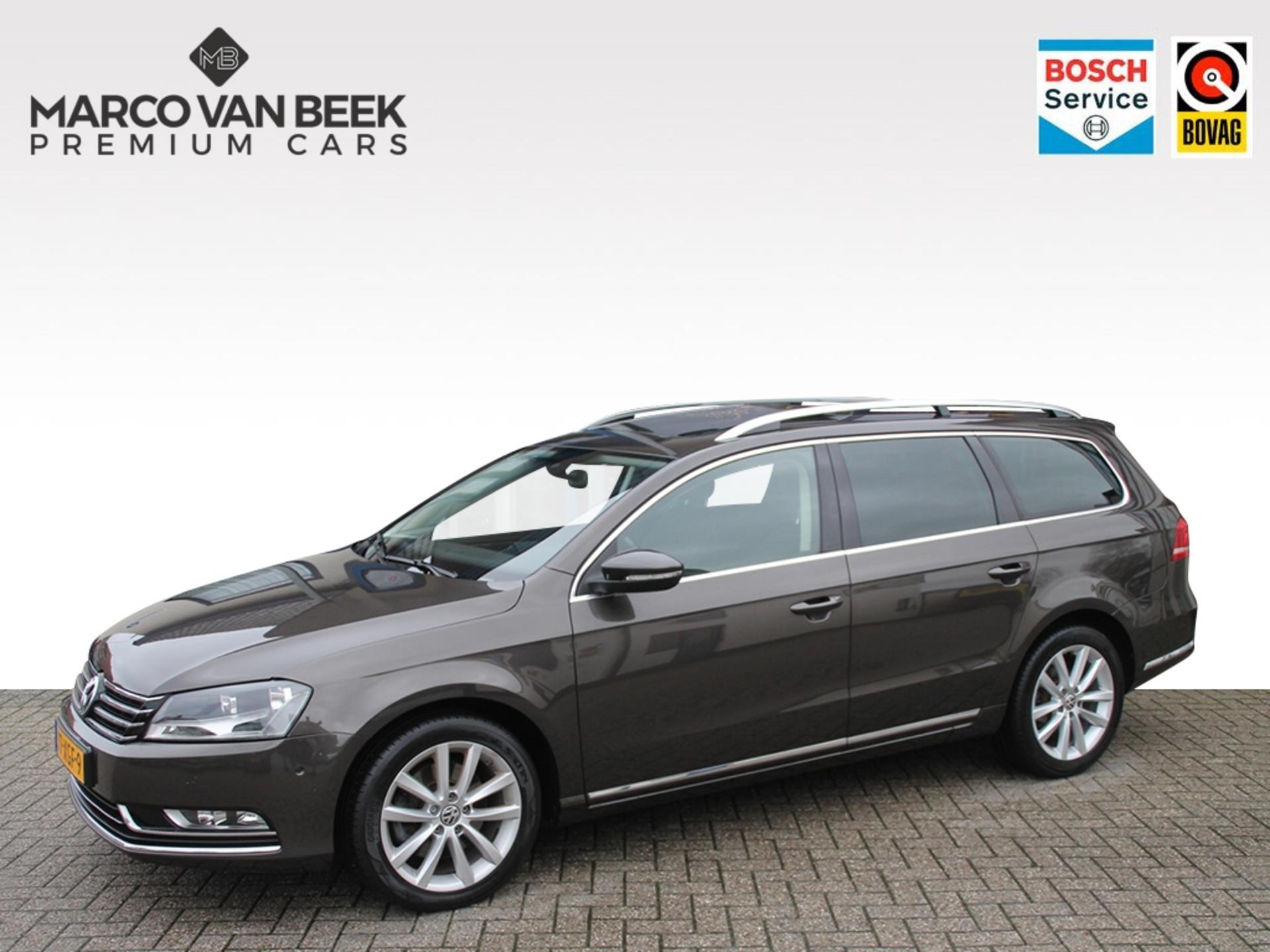 Volkswagen Passat Variant 1.6 tdi high executive navi pano verkocht