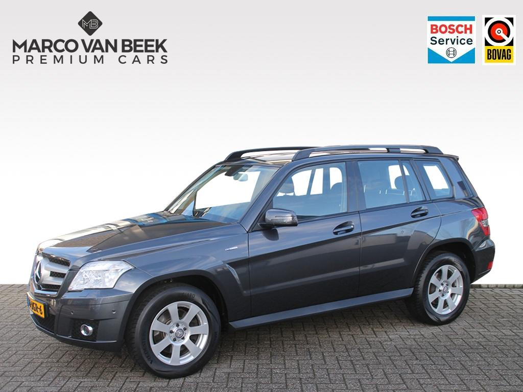 Mercedes-benz Glk-klasse Glk 220 cdi 4-matic aut. navi camera trekhaak