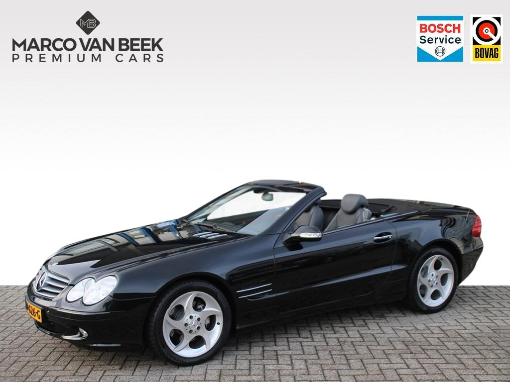 Mercedes-benz Sl-klasse Sl 500 aut. leer comand abc youngtimer btw