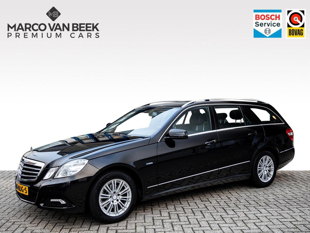 Mercedes-benz E-klasse Estate e 220 cdi avantgarde aut. comand xenon trekhaak