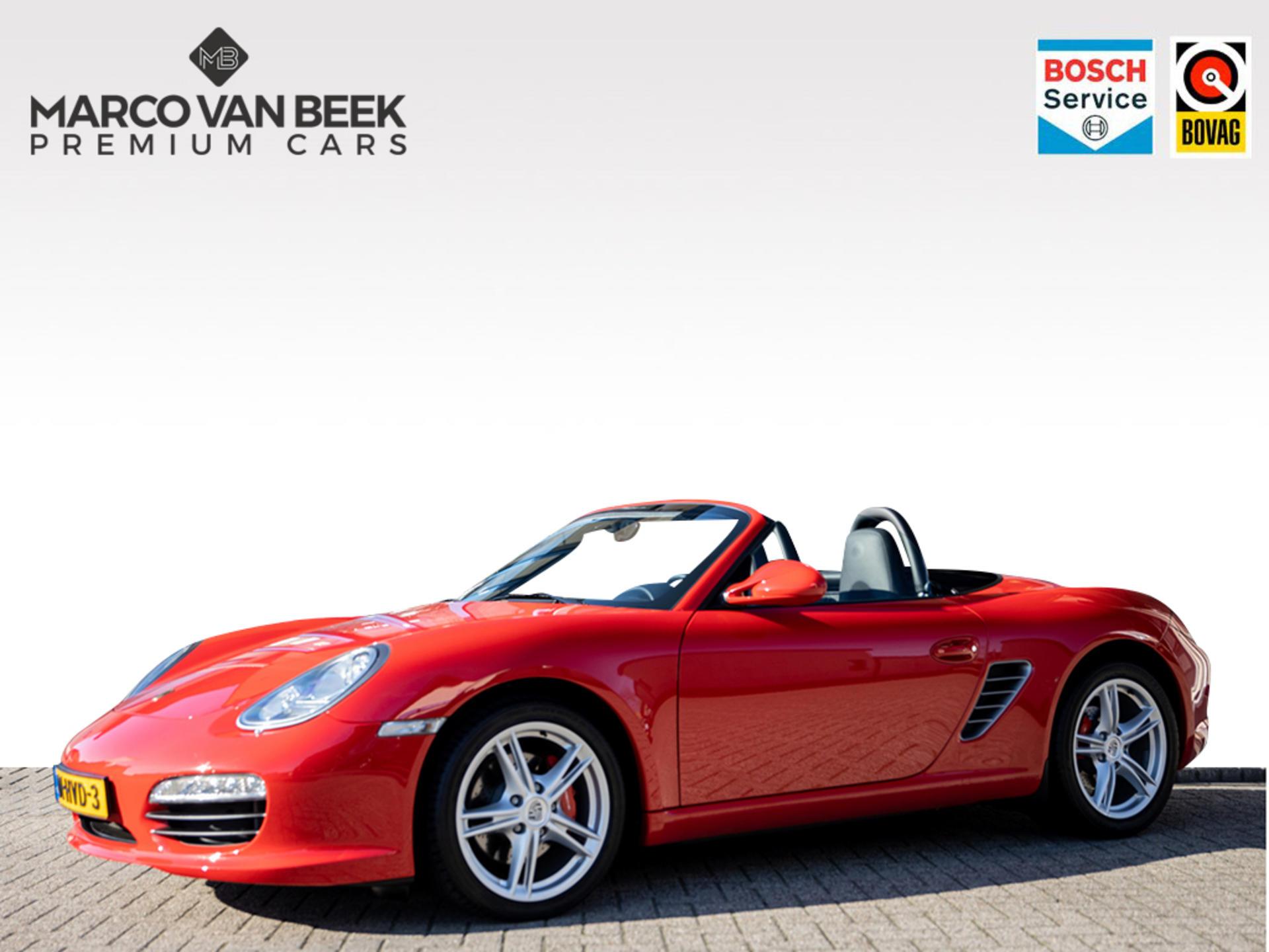 Porsche Boxster S 3.4 pdk navi leer memory xenon nl auto
