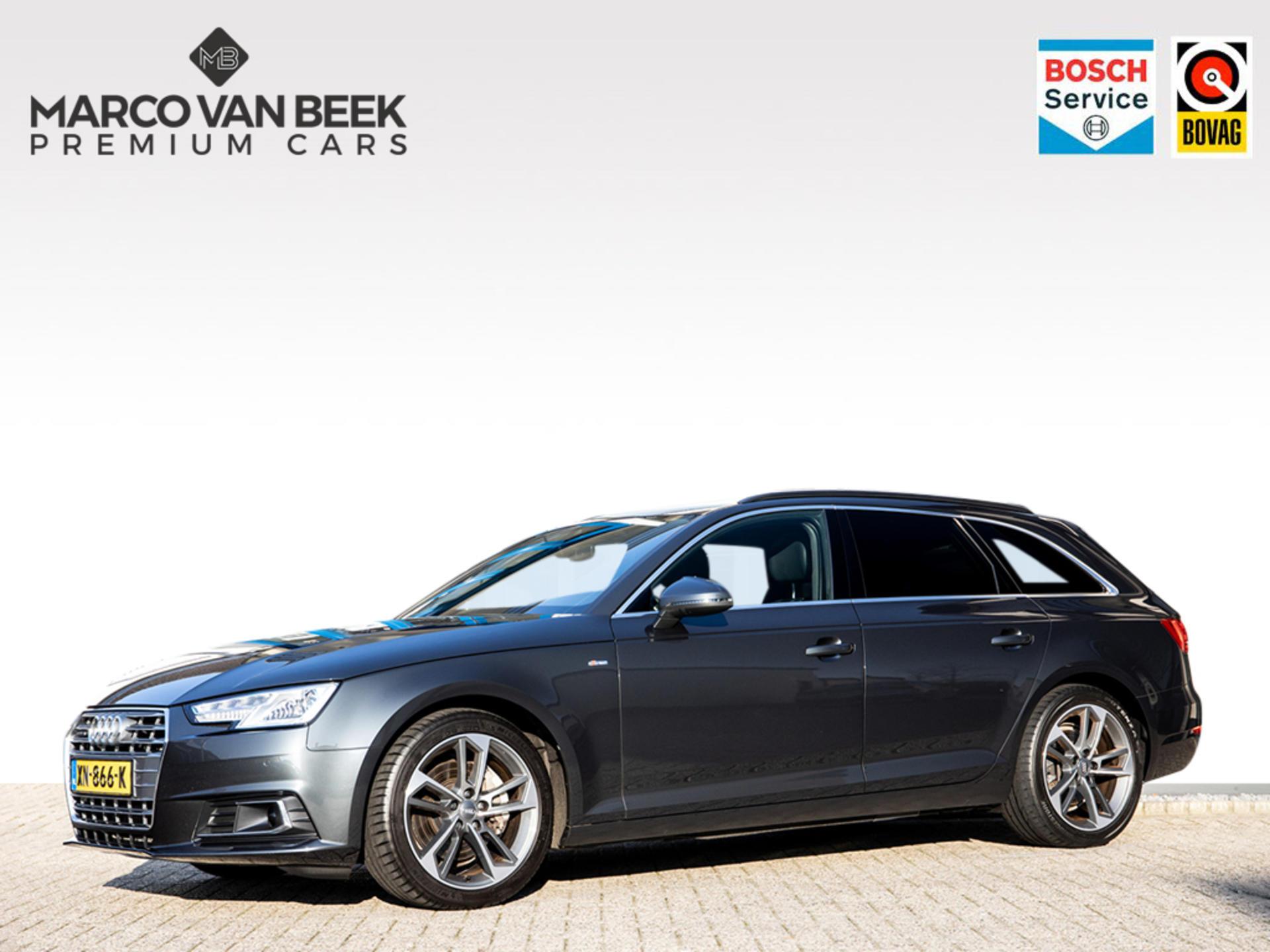 Audi A4 Avant 2.0 tdi quattro 190 pk s-line aut. pano acc trekhaak