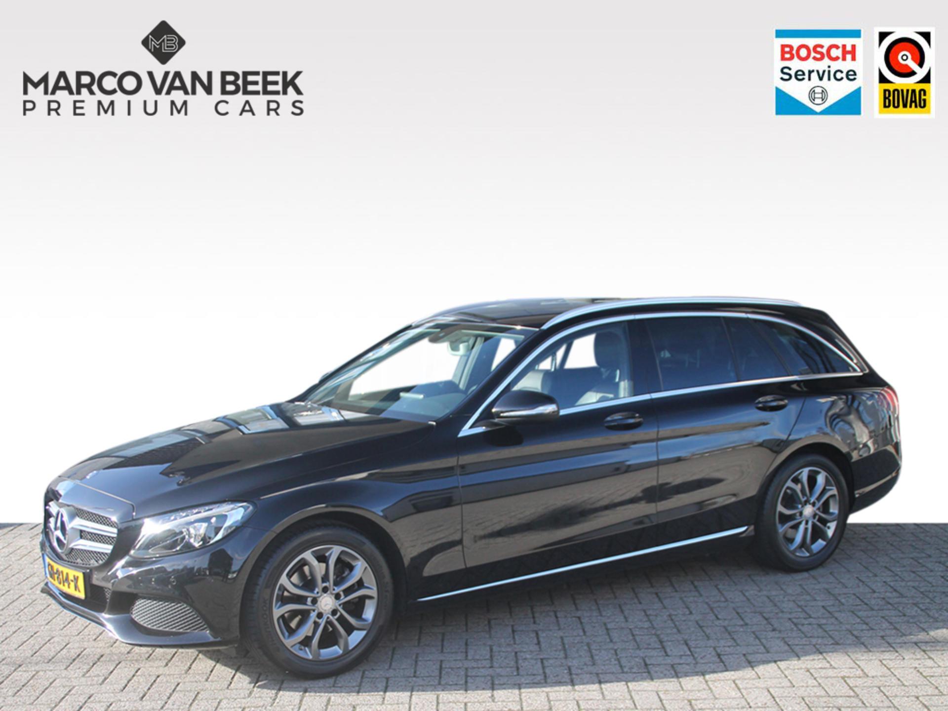 Mercedes-benz C-klasse C 220 cdi estate aut avantgarde navi trekhaak